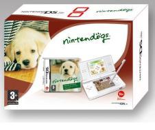 Nintendo DS Lite - Bianco + N. Labrador