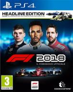 F1 2018 - Headline Edition