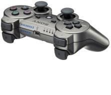 Sony Controller Dualshock 3 Met.Grey PS3