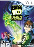 Ben 10 Alien Force UK