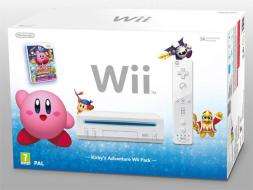 Wii Kirby's Adventure Pack