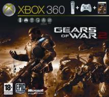 XBOX 360 Pro HDMI 60 GB Gears Of War 2