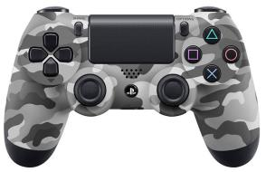 Sony Ctrl Dualshock 4 Urban Cammo PS4