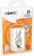 EMTEC USB Key 8GB L.TUNES Bugs Bunny 3D