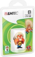 EMTEC USB Key 8GB L.TUNES Yosemite 3D