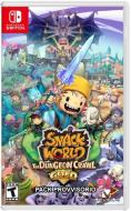 Snack World: Esploratori di Dungeon Gold
