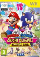 Mario & Sonic Giochi Olimp. Londra 2012