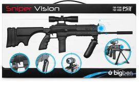 BB Move Sniper Gun Black PS3