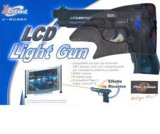 PS2 Pistola Light Gun per Video LCD - XT