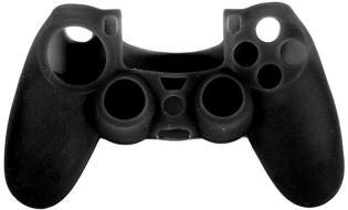 Protezione in Silicone Ctrl PS4 Nero