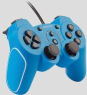 GIOTECK Controller Wired VX-2 PS3 Blue