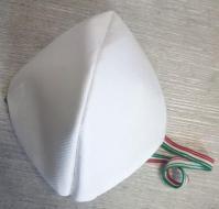 Mascherine Cotone/Pol.(NO DPI) White 5pz