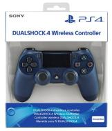 Sony Controller Dualshock 4 MidnightBlue