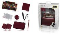 Kit 9 in 1 Rosso 3DSXL DSIXL