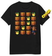 T-Shirt Crash Apple Crate Tee M
