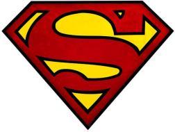 Mousepad Superman Logo