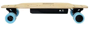 Nilox DOC Skateboard Azzurro