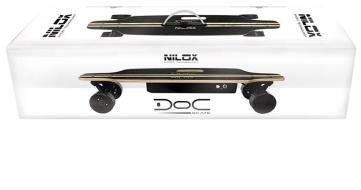 Nilox DOC Skateboard Nero