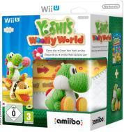 Yoshi Woolly World + Amiibo