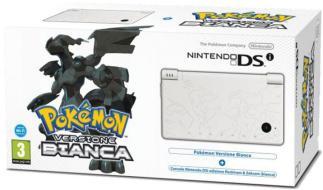 Nintendo DSi Limited Ed + Pokemon Bianco