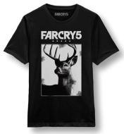 T-Shirt Far Cry 5 Cervo L