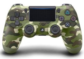 Sony Controller DS4 V2 Green Camouflage