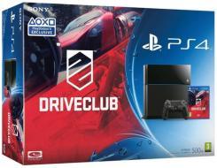 Playstation 4 + DriveClub