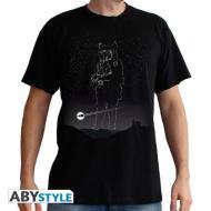 T-Shirt Star Wars - Boba Fett Stars L