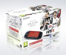 PSP 3000 + Fifa 11