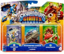 Skylanders Giants Battle Pack Cannon