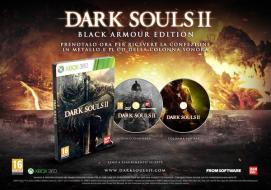 Dark Souls 2 Black Armor Day One Edition