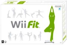 WII Fit Nintendo + WII Balance Board