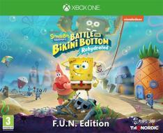 Spongebob SquarePants:BfBB RehydraFUN Ed