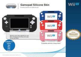 Case in silicone per gamepad Wii U