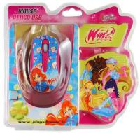 PC Winx Mouse Bloom Denim Coll. - XT