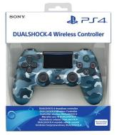 Sony Ctrl Dualshock 4 V2 Blue Camo PS4