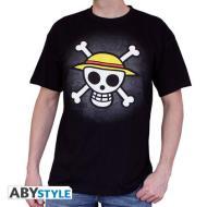 T-Shirt One Piece - Skull Map M
