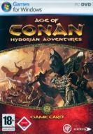 Age Of Conan: Hyborian Ad. Game Card