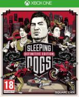 Sleeping Dogs Definitive Ed. Day One Ed.