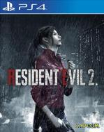 Resident Evil 2 Lenticular Ed.
