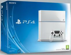 Playstation 4 B Chassis White