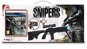 Snipers + fucile black