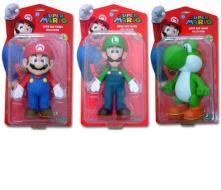 Action Figure Super Mario 23cm