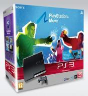 Playstation 3 320GB K + PS3 Move
