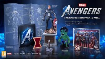Marvel's Avengers Collector's Edition