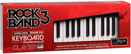 MAD CATZ PS3 Wrlss Keyboard Rock Band 3