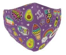 Gopop Safety Kid Mask Ass.