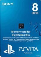 Memory Card 8GB PS Vita