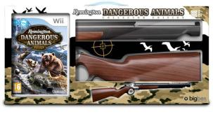 Remington Dangerous Animal + fucile coll