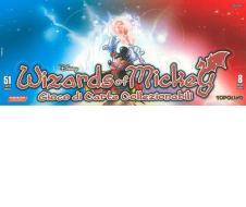 Wizards Of Mickey Disney Mazzi 8 pz